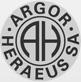 Investice do zlata - Argor logo