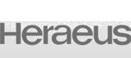 Investice do zlata - Heraeus logo