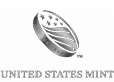Investice do zlata - USMint logo