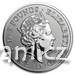 Stříbrná mince rok Psa 2018-1 Oz UK