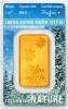 Zlatá cihla Argor-Heraeus-Zima 1 Oz