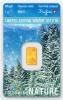 Zlatý investiční slitek 1 g Zima-Argor Heraeus