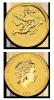 Investiční zlatá mince Year of the Dragon 2012 1/2
