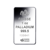 Slitek paladium-PAMP-1 Oz