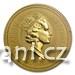 Zlatý australský nugget-klokan 1 Oz 1991