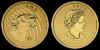 Zlatá mince Puma-volání divočiny 2015