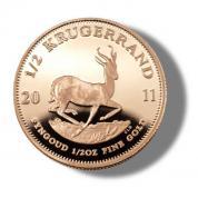 Investiční zlatá mince Krugerrand