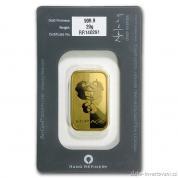 Investiční zlatá cihla Rand SA-Fata morgána