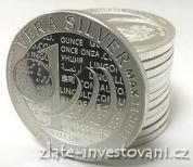 Investiční stříbrná mince Vera Silver-Zanzibar