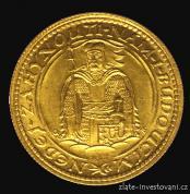 Zlatý svatováclavský dukát 1931