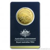 Investiční zlatá mince australský klokan 2016-Royal Australian Mint