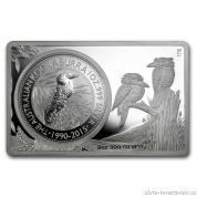 Stříbrný set Kookaburra 2015-25.výročí