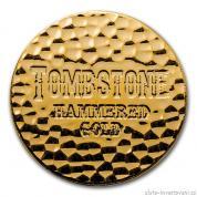 Zlatý investiční  produkt Tombstone-Scottsdale