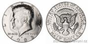 Half dollar-J.F. Kennedy 1982