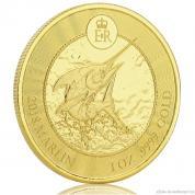 Investiční zlatá mince Mečoun 2018-Kajmanské ostrovy