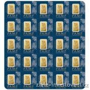 Zlatý investiční produkt Multigram 25g-Fortuna