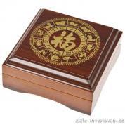 Dárková etuje pro zlaté mince lunárního kalendáře II