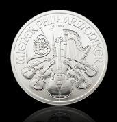Investiční stříbrná mince Philharmoniker