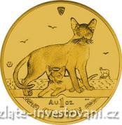 Investiční zlatá koruna Manx-Kočky 2010