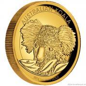 Zlatá mince Koala 2014-proof