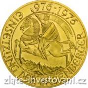 Zlatá mince 1000 rakouských šilinků-Babenberg