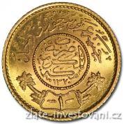 Zlatá arabská libra-Guinea 1951