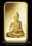 Investiční zlatá cihla Budha-PAMP Švýcarsko