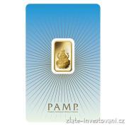Investiční zlatá cihla Lakšmí-PAMP